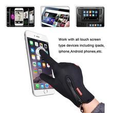 Winter Gloves Warmer Thicken Waterproof Female Men's Glove Can Touch Cycling Bicycle Motor Mittens Luva guantes mtb for Drving Bike Gloves, Red Gloves, Cycling Gloves, Motorcycle Gloves, Mitten Gloves, Mittens, Winter Cycling, Tactical Gloves, Warmest Winter Gloves