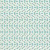 Powder Blue / Chalk - 110230 - Lace - Melinki - Scion Wallpaper