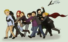 The assemble Reunion love by yuminica on deviantART you can see Falcon in the corner