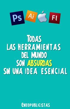 #ideas #creatividad #diseño #quotes