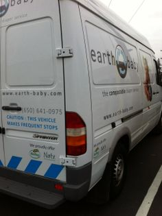 EarthBaby - The #Compostable #Diaper Service in #SanFrancisco, now offers #BioBags!  Check them out at www.earth-baby.com