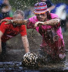 World Swamp Soccer Championship Games - Pixdaus