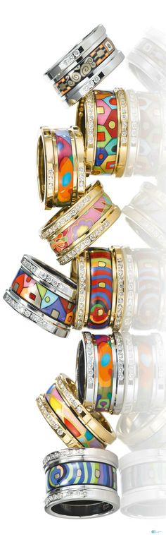 Frey Wille Lumiere-Rings