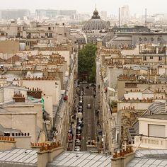 Rue Godot de Mauroy....Paris