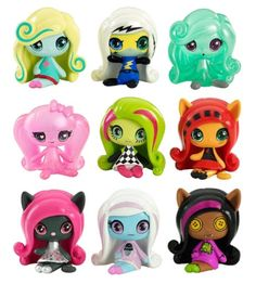 Monster High Minis (3-pack) PRE-ORDER