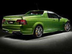 Holden HSV Maloo GTS