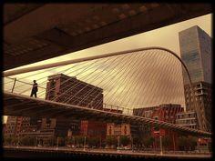 Bilbao by elcalamar, via Flickr