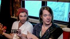 """David Pirner and Justin Sharbono, from the alternative rock band, Soul Asylum, give you give tips for touring, during the """"Summerland Tour. Soul Asylum, Alternative Rock Bands, Going Crazy, Touring, Music, Tips, Youtube, Videos, Musica"""