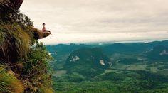 Hang Nak, Thailand - The Tab Kak Hang Nak Hill Nature Trail Hike