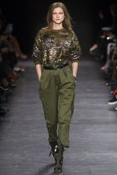 Isabel Marant Autumn/Winter 2014 Ready-To-Wear Collection | British Vogue