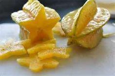 Starfruit in Paradise Punch.