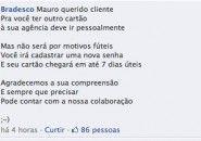 Bradesco faz duelo de rima com cliente no Facebook