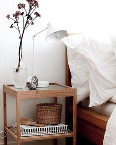 Ikea 'Nesna' nightstand @sommarhed