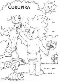 BAUZINHO DA WEB - BAÚ DA WEB : 100 Atividades de Folclore para educação infantil e ensino fundamental! Snoopy, Clip Art, Comics, Fictional Characters, 230, Camilla, Maternity, Art Classroom, Literatura