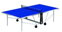 Tectonic (CORNILLEAU) Weatherproof Outdoor Table Tennis Table + Bats Balls Cover
