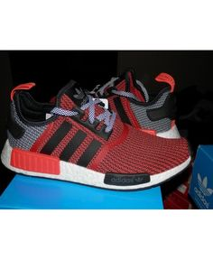 18cec7ccb04 Adidas Exclusive NMD Runner R1 PK OG Lush Red In hand lush Red Cool  Ultra-low price discount