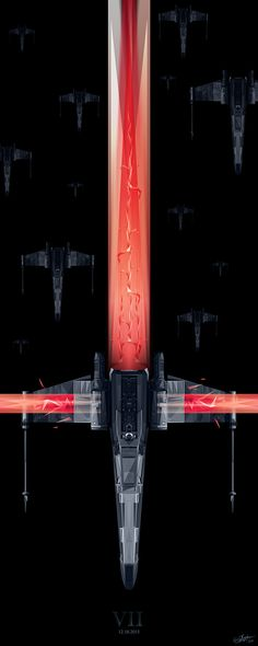 """the-revanite-leader: """" Episode VII fan art by Simon Delart """""""