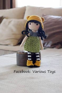 Gorjuss Amigurumi Crochet Gorjuss doll collection crochet ... | 354x236