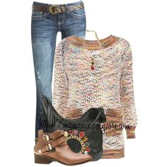 """Untitled #1840"" by mzmamie on Polyvore"