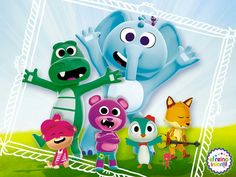 Canciónes del Zoo Zoo Songs, Monsters Inc, 1st Birthday Parties, First Birthdays, Pikachu, Baby Shower, Tobias, Party, Kids