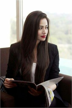 Pakistan's Fashion Model & Actress, Sana Javed