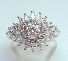 #Diamond Ring    Buy Now ! repin .. like .. share :)    $1475  http://amzn.to/YRZssr