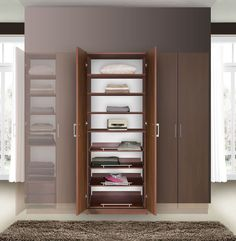 """Free Standing Wardrobe - Build an """"out of the box"""" free standing wardrobe to maximize your room space and create an alternative way Wardrobe Design, Built In Wardrobe, Free Standing Wardrobe, Black House, Free Design, Tall Cabinet Storage, Alternative, Space, Create"""