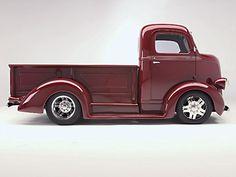1939 Ford COE pickup 4