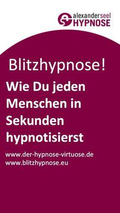 Seminar Blitzhypnose und Schnellhypnose - in Winterthur Mental Training, Winterthur, New Tricks, Coaching, Chakras, Depression, Yoga, Sport, Decor