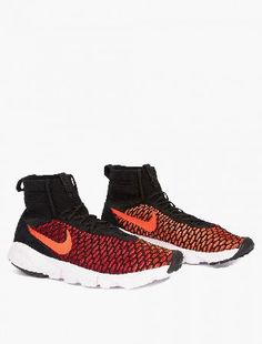 54069d04630f Nike Air Footscape Magista Flyknit Sneakers The Nike Footscape Magista  Flyknit Sneakers