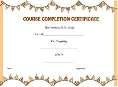 Free Certificate Templates For Word Driving_School_Certificate_Of_Completion_Template  Certificate Of .