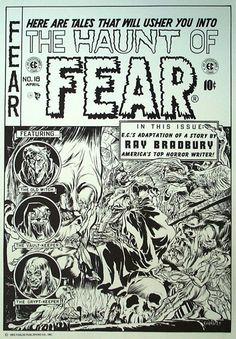 Haunt of fear 18