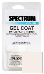 Sea Ray, 2000-2008, Arctic White ASH Color Boat Gel Coat Patch Paste Repair Kit - Spectrum Color