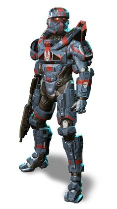 MJOLNIR Powered Assault Armor: EOD variant.