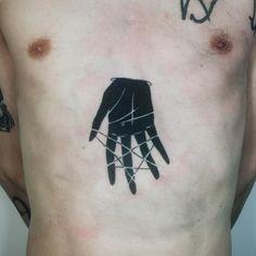 Tattoo by Helen Poputnikova