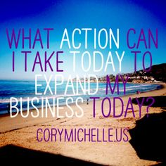 What action can I take today?