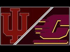 Indiana University vs Central Michigan DIII Oct 23 - YouTube