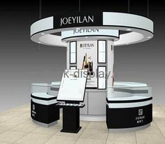 Cosmetic Store Display Fixture CO-021