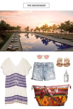 What to pack for Tulum, Mexico #TCWeekender