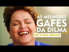 AS FALAS ABSURDAS E IGNORANTES da Dilma Rousseff