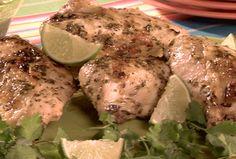 Margarita Chicken Recipe : Sandra Lee : Food Network