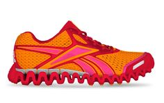 Reebok Zig Fly. I love my New Balance Minimus, but these are so pretty!