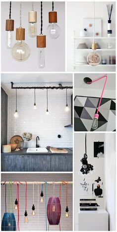O básico lindo…que ilumina sua casa com muito charme!