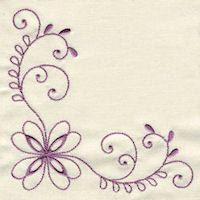 Floral Corner 1-03
