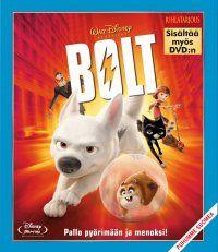 Disney Klassikko 48: Bolt (Blu-ray) 12,95€