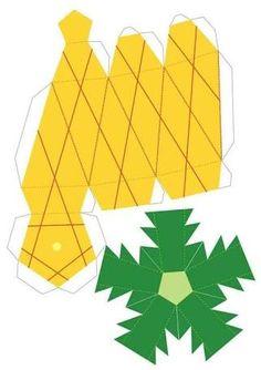 Resultado de imagen para moana boat 3d papercraft