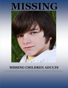 CHANDLER HUNZIKER 17,   BURIEN, WASHINGTON 12/01/11    National Center for Missing & Exploited Children  1-800-843-5678 (1-800-THE-LOST)King County Sheriff's Office (Washington) 1-206-296-3311