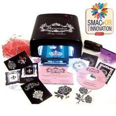 Stampmaker Imagepac Kit Teresa Collins