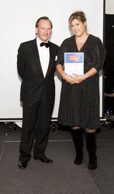 Joanne Mansell highly commended for the new leader award Birmingham, Awards
