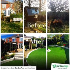 We asked, you delivered and now we celebrate! Be proud GTers, these transformations are amazing! - Shout out to Sue for a brilliant and Amazing Transformations, Image Sharing, Shout Out, Golf Courses, Garden, Instagram Posts, Garten, Lawn And Garden, Gardens